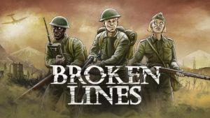 Broken-Lines-斷線-攻略匯集
