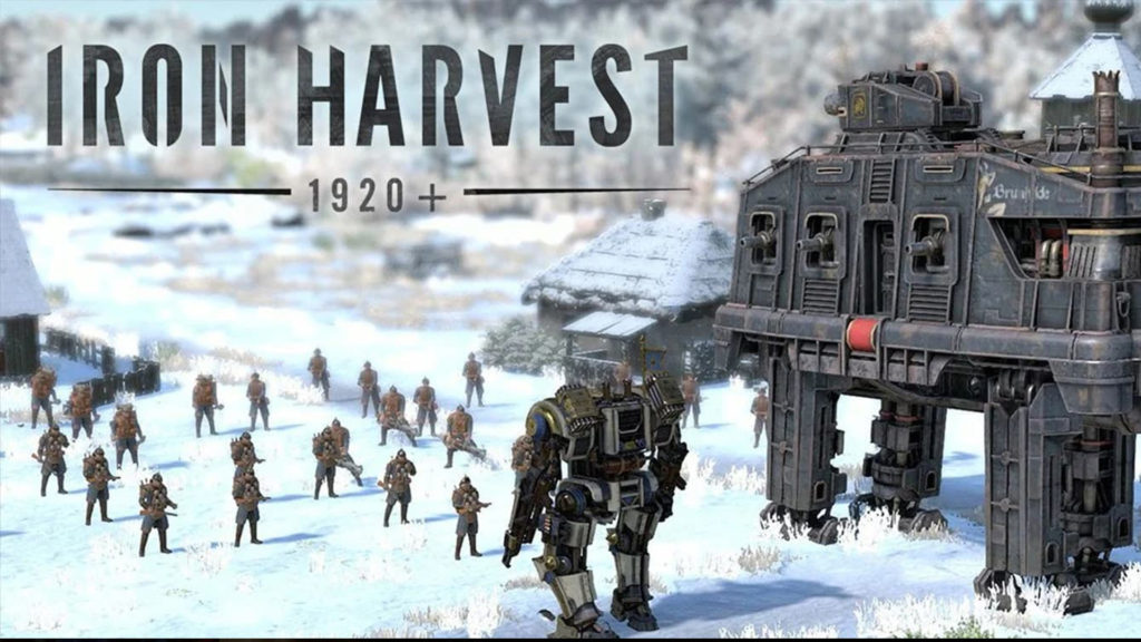 Iron-Harvest-鋼鐵收割者-攻略匯集