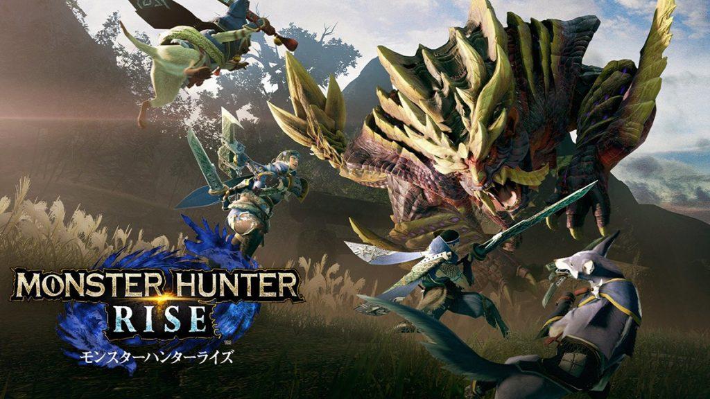 魔物獵人-崛起-Monster-Hunter-Rise-攻略匯集