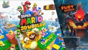 超級瑪利歐-3D-世界-狂怒世界-攻略匯集