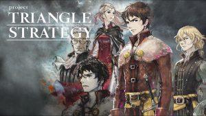 Project-TRIANGLE-STRATEGY-攻略匯集