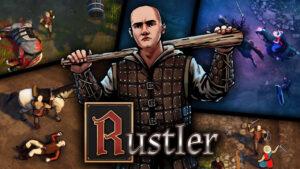 駿馬大盜-Rustler-攻略匯集